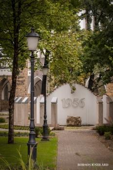 Borsos Szilárd: Út a Kecskeméti 1956-os emlékműhöz